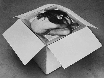 Sculpture II by Kirsten Justesen,