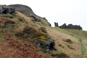 landward castle buildings