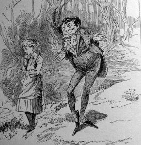 Gordon Browne, Down the Snow Stairs, Alice Corkran