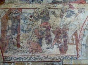 Beheading of St Catherine, Pickering
