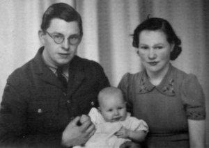 Grandad, Grandma... and my mother