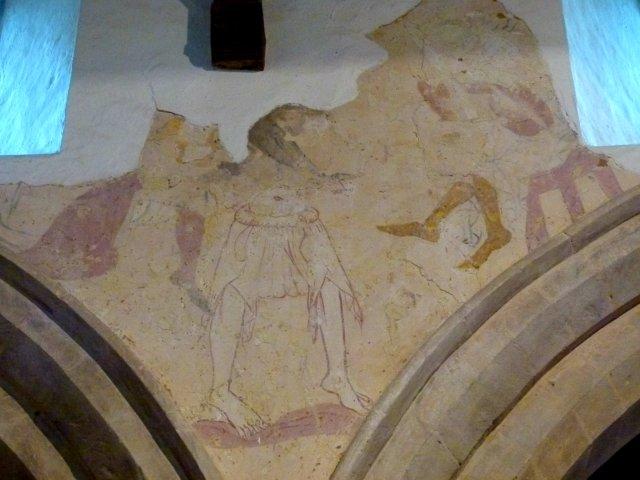 An unknown fragment, Padbury