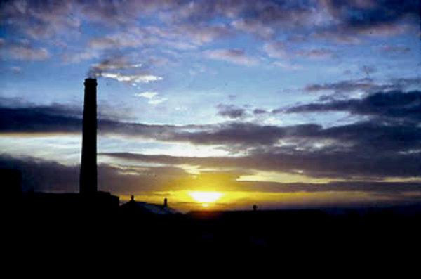 Yates' Mill... a familiar childhood skyline