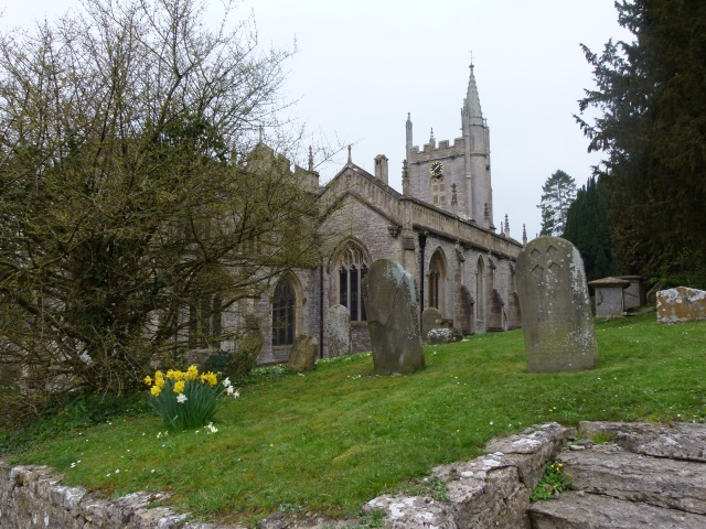 St John the Baptist, Pilton