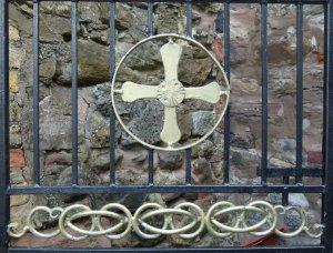 St Cuthbert's Cross
