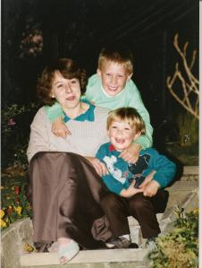 Just the three of us 1990