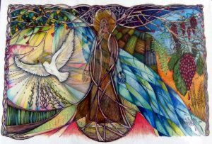 Tree of Life by Mary Fleeson