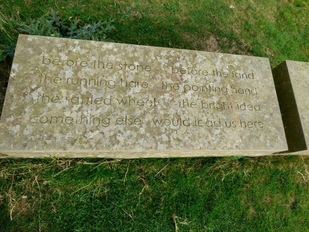 companions stone text
