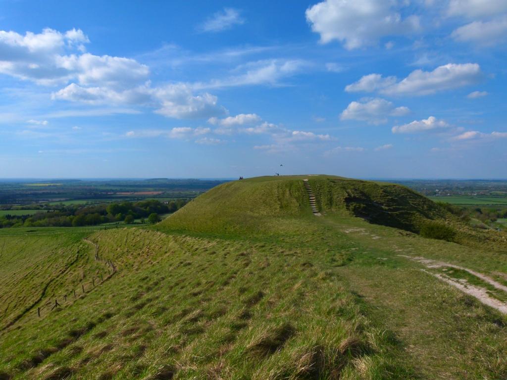 Dragon Hill, Uffington
