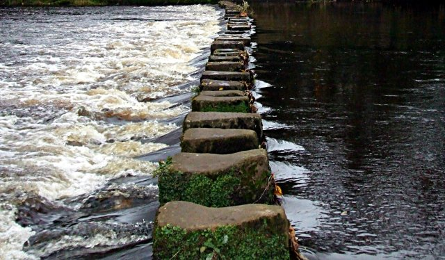 stepping stones ilkley