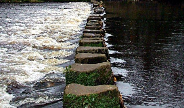 stepping stones ilkley