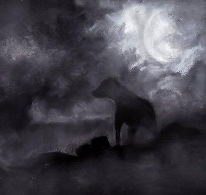 Hound of the BaskervillesII by Ms Golightly, deviantart.com
