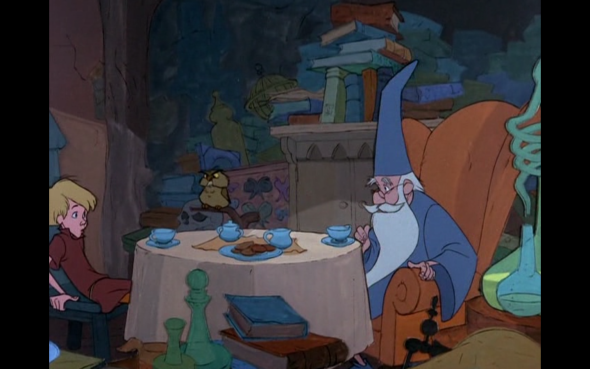 Disney: The Sword in the Stone