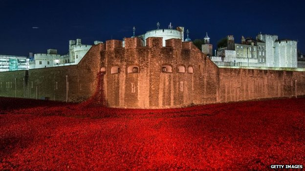 Tower of London, Getty images