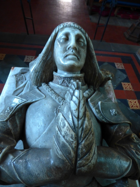 Thomas Cokayne, who died in a fight over a marriage settlemet