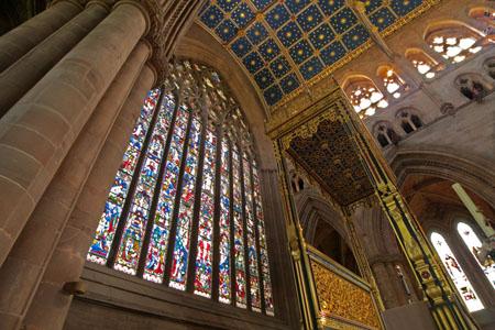 Carlisle cathedral. Image: www.edgeguide.co.uk