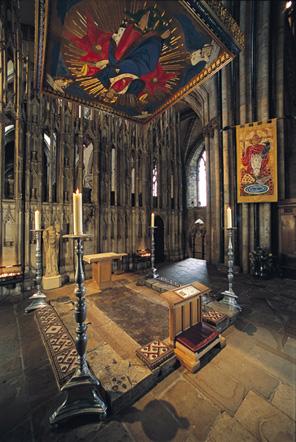 © Durham Cathedral and Jarold Printing