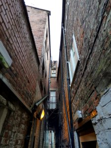narrow ways
