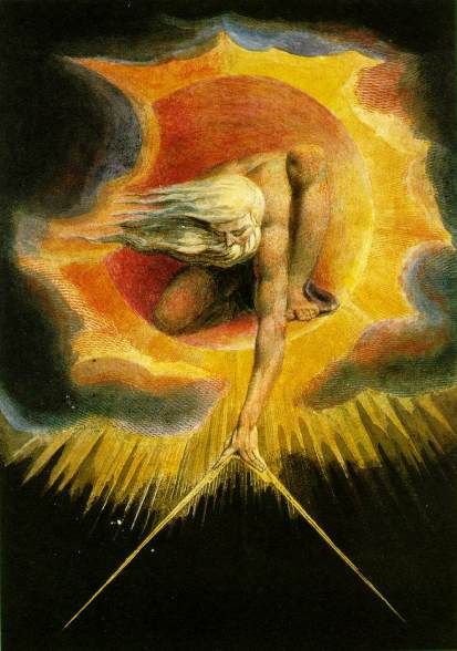 Ancient of Days, William Blake