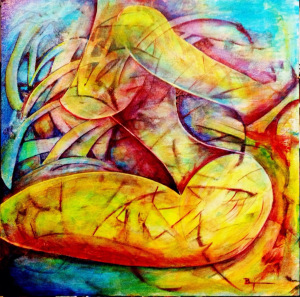 The Depth of Woman by Benjamin Prewiit