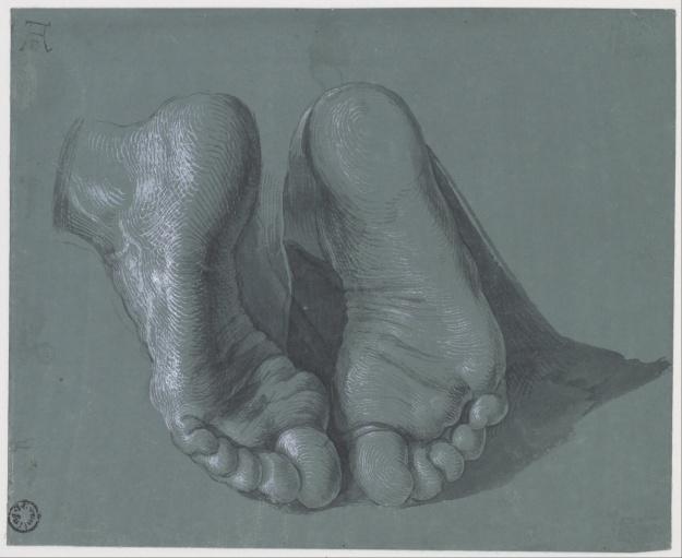 Albrecht_Dürer_-_Study_of_Two_Feet_-_Google_Art_Project