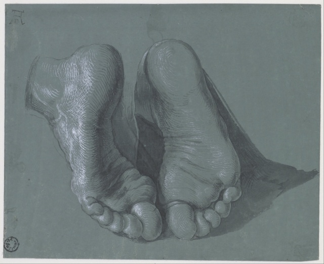 Albrecht_Dürer_-_Study_of_Two_Feet_-_Google_Art_Project