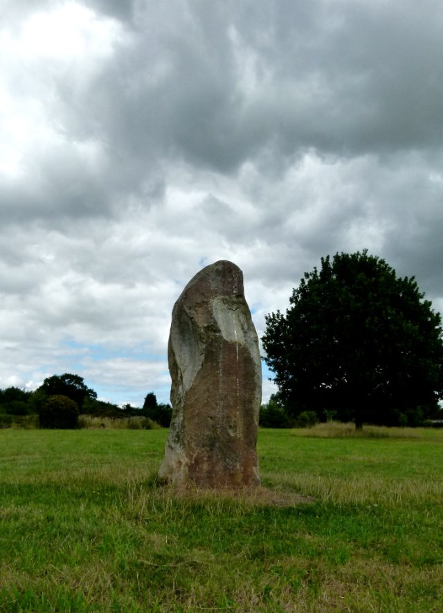 Ibstone millennium stone