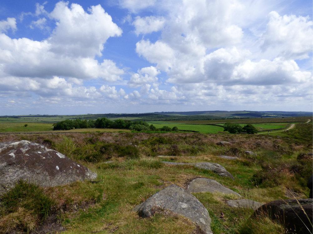 curbar, baslow,derbyshire