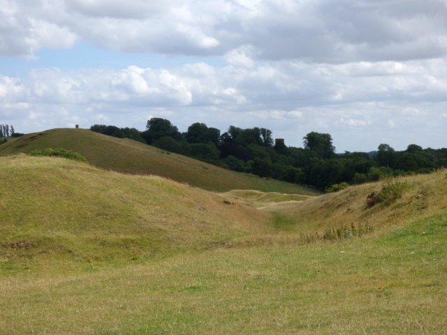 burton dassett hills