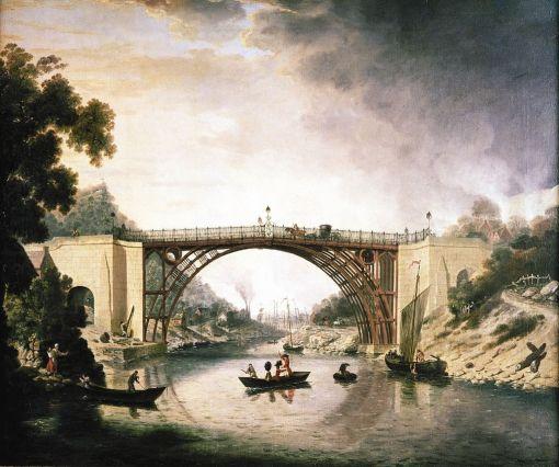 William_Williams_The_Iron_Bridge