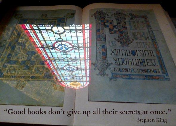 Lindisfarne Gospel