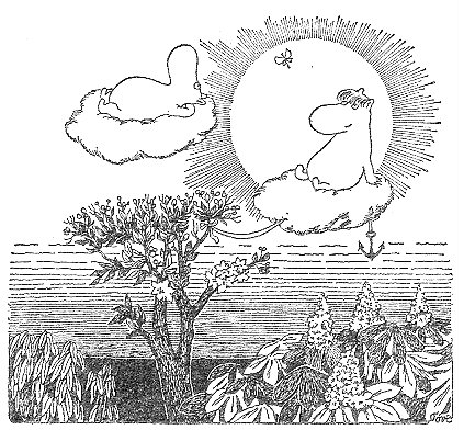 moomintroll and the snork maiden by tove jansson