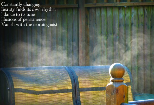 constantly-changingbeauty-finds-its-own-rhythm-i-dance-to-its-tune-illusions-of-permanence-vanish-with-the-morning-mist