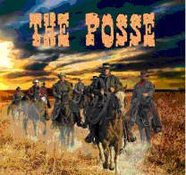 cover pic of western anthology The Posse