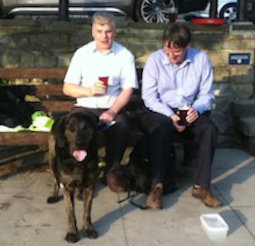 kevin-morris-and-his-guidedog-trigger