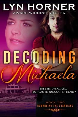 cover of decoding michaela
