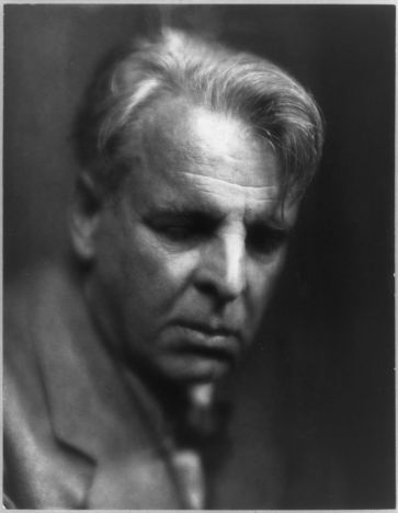 William Butler Yeats. Image: Pirie MacDonald