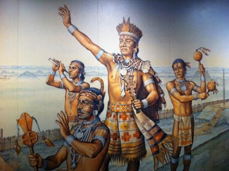 Cahokia chief