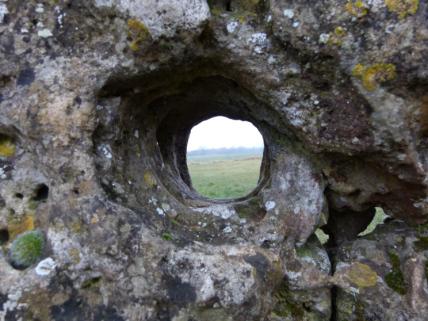 sighting-stone