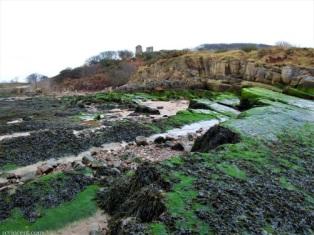 Low tide in England