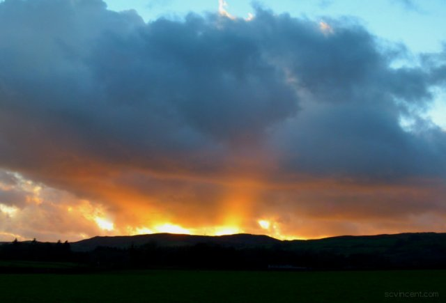 Photo prompt round-up - Conflagration #writephoto