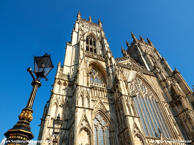 York Minster in Spring