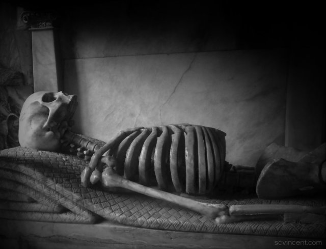 Photo prompt round-up - Remains #writephoto