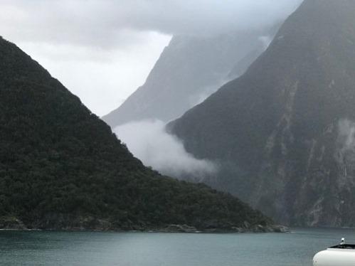 cruise new zealand fjords - 4