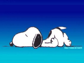 this is me: snoopy rocks