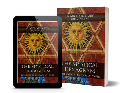 mystical hexagram cover